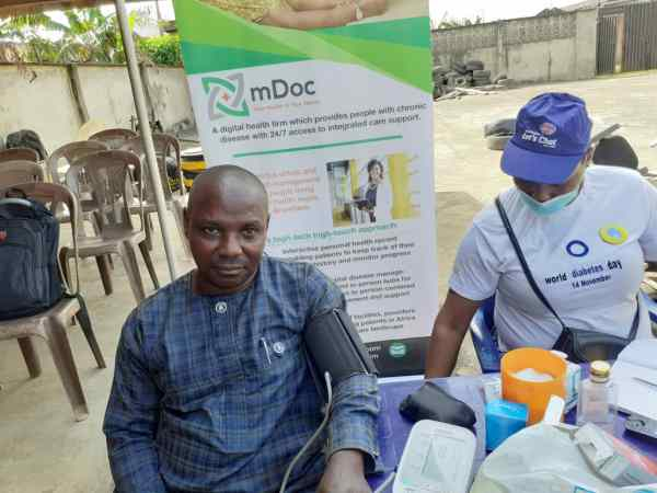 mDoc: Delivering Patient-Centred Healthcare During a Pandemic