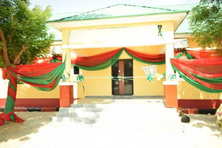 Nigerian Army Honours Late Chief, Ibrahim Attahiru