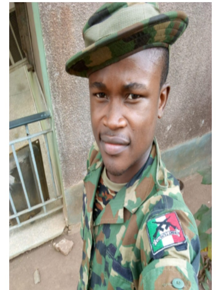 Nigerian Soldier Allegedly Rapes, Kills His Girlfriend For Cheating On Him - [Photos]