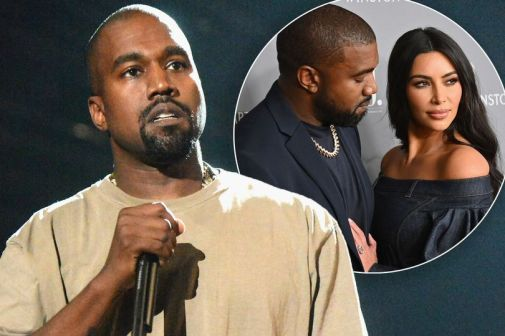 Kanye West Breaks Down In Tears After Comparing Home With Kim Kardashian To Prison In New Song