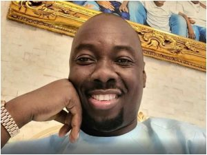 Obi Cubana Brags About His Mother's burial