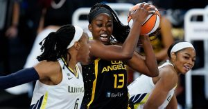 Tokyo Olympic Games American-nigerian Basketball Player Nneka Ogwumike Appeals