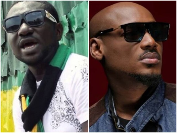Black Face Speaks On Faking His Reconciliation With 2Face Idibia