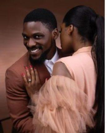 'I Prayed And You Came'-BBNaija's Tobi Bakare Shares How God Sent His Fiancée