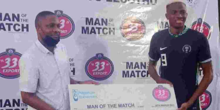 AFCON Qualifiers: Osimhen joint top scorer, like Ighalo - Naija News 247