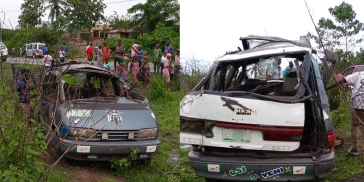 Osun: One dead, eight injured in road accident - Naija News 247