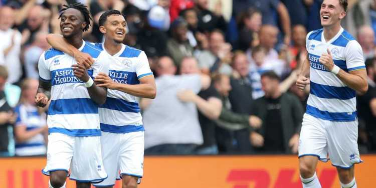 Moses Odubajo, Nigeria eligible star that scored a stunner against Man Utd signs for QPR - Naija News 247