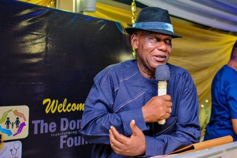 Dominic Oneya Biography: 10 Things You Should Know About Former NFF President - Naija News 247