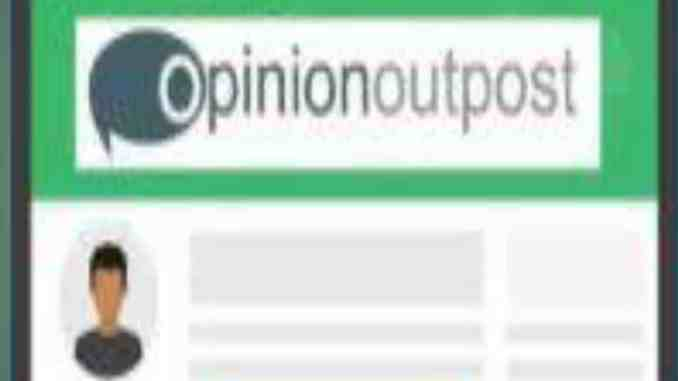 Opinion Outpost scholarship