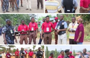 #NigeriaDecides:?EFCC officers monitor elections to check vote-buying across the country (Photos)