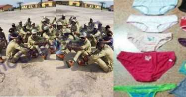 Two female NYSC members forced to remove their underwear for alleged ritual