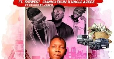 Idowest X Chinko Ekun X Uncle Azeez X O9echi – Shinkpa
