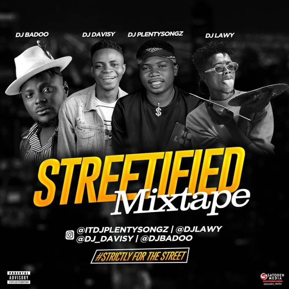 Streetified Mixtape Download