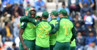 South Africa slumped to a third straight World Cup defeat against India.  By Dibyangshu SARKAR (AFP)