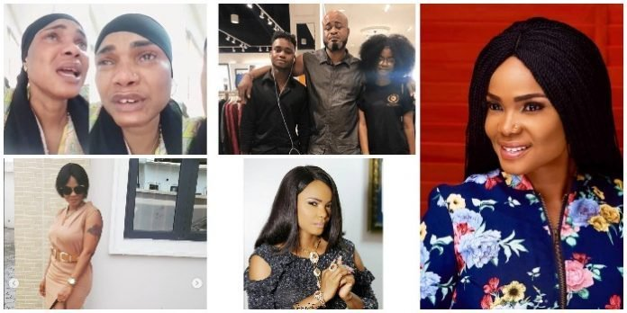 Image result for How Iyabo Ojo Dumped Her Husband, Live As A Carpenter's Wife & He Never Married Her