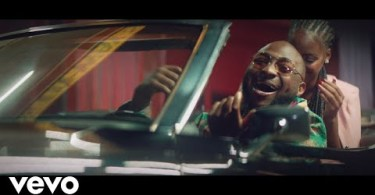 VIDEO: Chris Brown X Davido – Blow My Mind