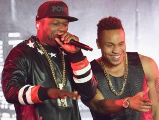 Rotimi  X 50 Cent