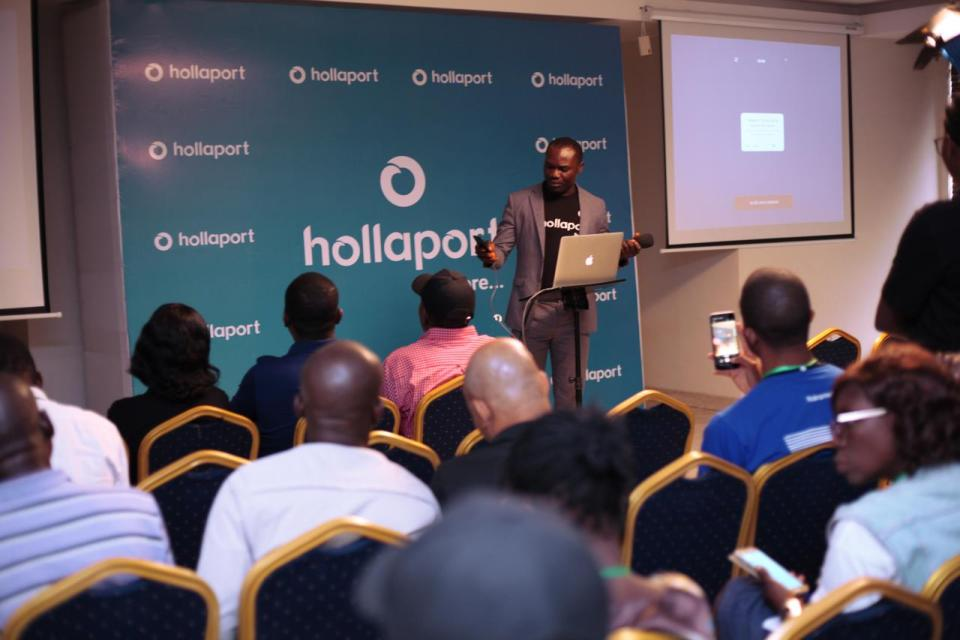 Michael Olowojesiku General Manager Hollaport