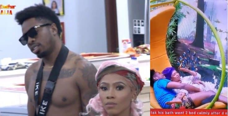 BBNaija 2019: Ike speaks on having sex with Mercy (video)