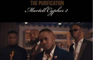 M.I Abaga x Blaqbonez x A-Q x Loose Kaynon – Martell Cypher 2 (The Purification)