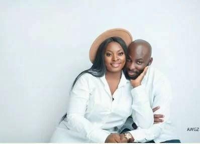 Funsho Fayose and Oluwakemi Owolabi