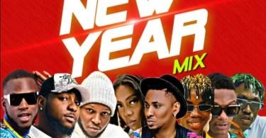 MIXTAPE: Dj Maff New Year Mix