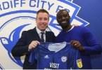 Albert Adomah has joined Cardiff City on loan