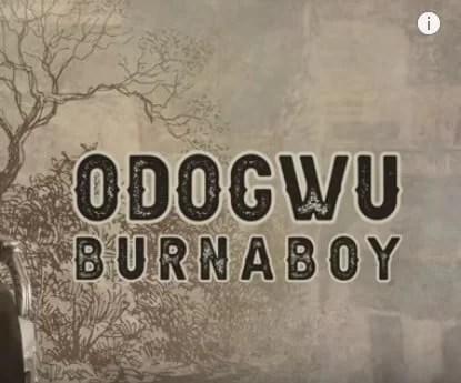 Odogwu by Burna Boy