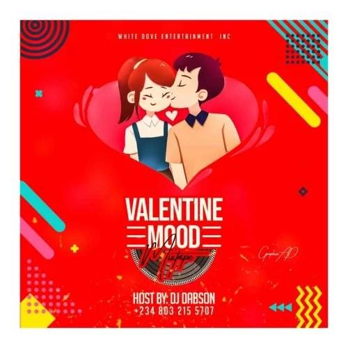 Dj Dabson - Valentine Mood Mixtape