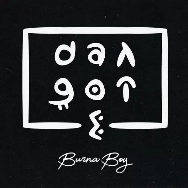 Burna Boy Dangote