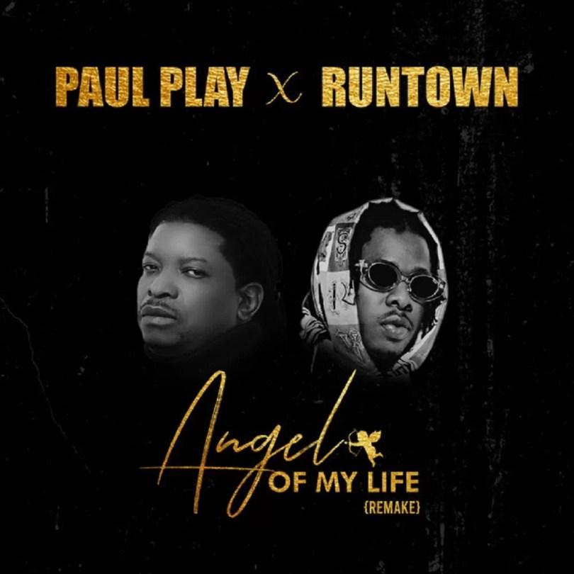Paul Play Angel Of My Life (Remix)