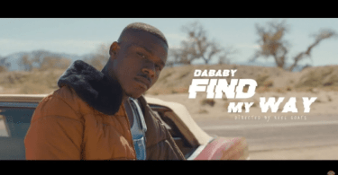 DaBaby Find My Way (Mp3 + Video)
