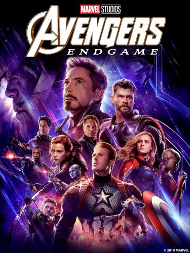 Avengers: Endgame English Subtitle