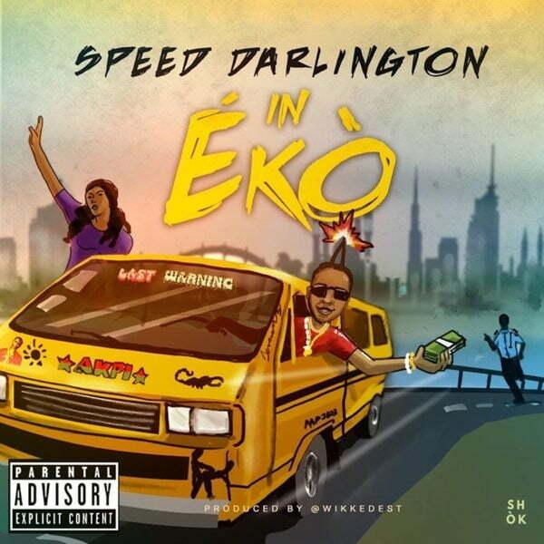 Speed Darlington In Eko