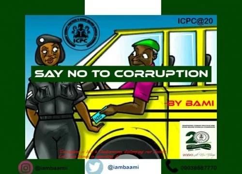 Bami Say No To Corruption