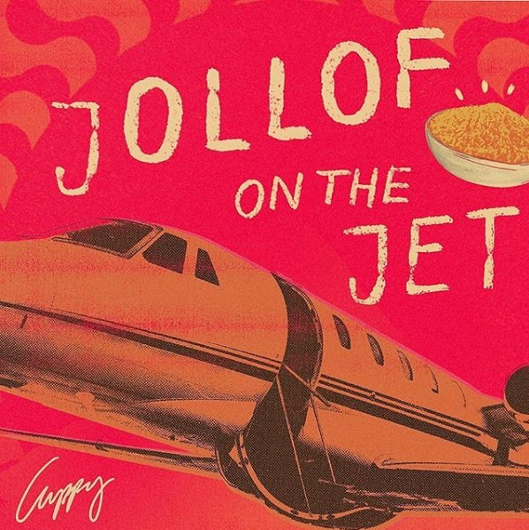 DOWNLOAD DJ Cuppy Jollof On The Jet ft. Rema Mp3