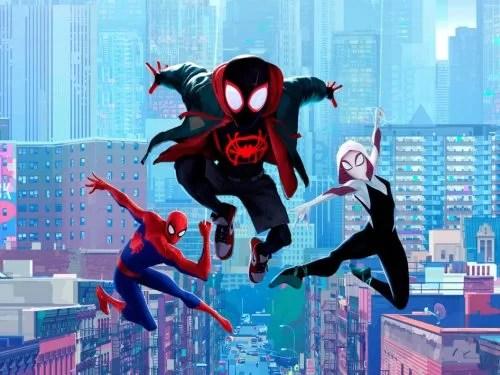 Spider-Man: Into the Spider-Verse (2018) Subtitle