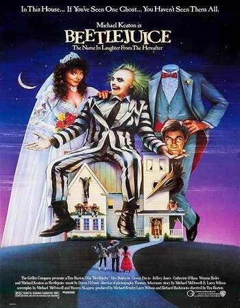 Beetlejuice (1988) Full Movie Download