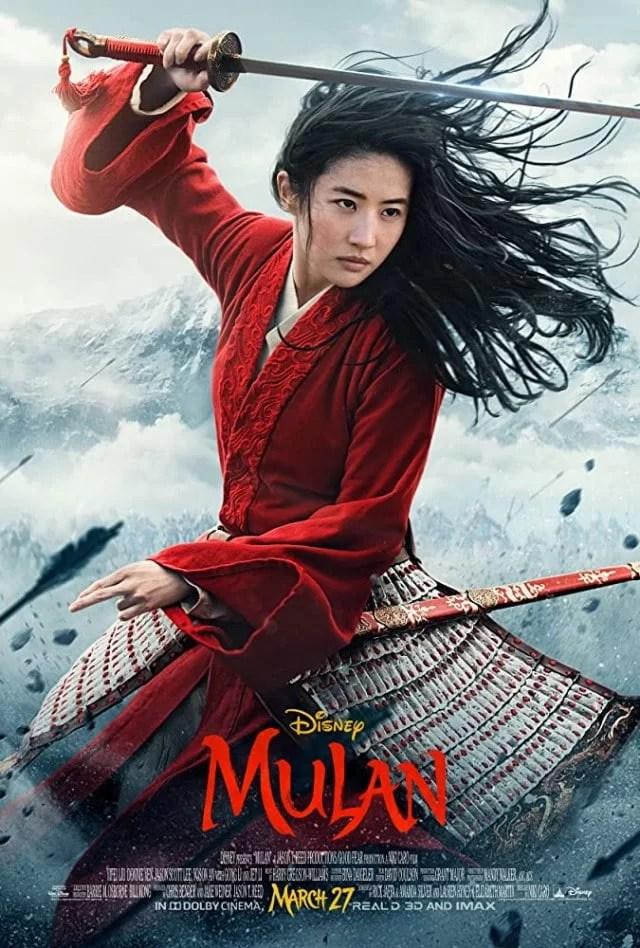 Mulan (2020) [420p Movie]