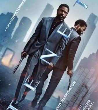 Tenet 2020 movie