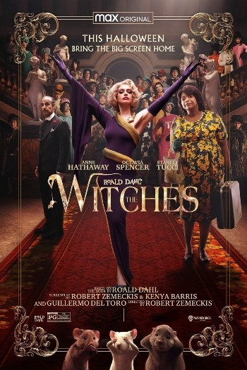 The Witches 2020 MOVIE