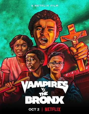 Vampires vs. the Bronx 2020 Subtitles Download