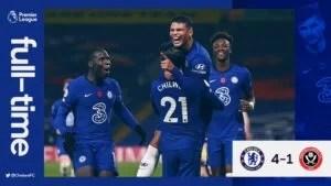 Chelsea vs Sheffield United