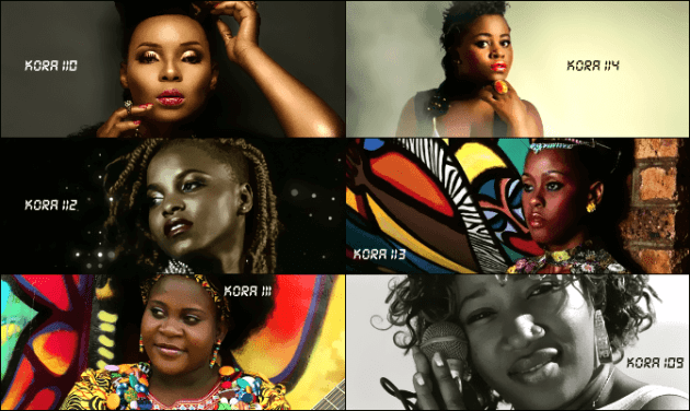 FOCUS - KORA ALL AFRICA MUSIC AWARD NOMINEE: NELIDA KARR (EQUATORIAL GUINEA)
