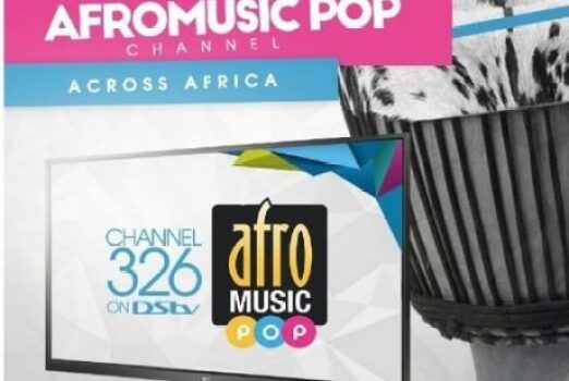 AfroMusic Pop, Afro Pop Music Channel, Naija Online TV