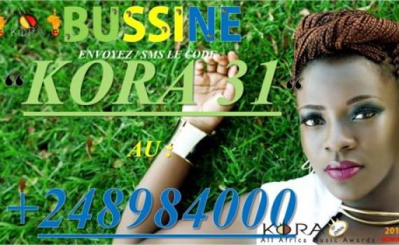 BUSSINE MBADINGA, CHECK REPUBLIC, KORA 2016,