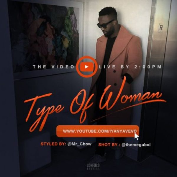 Iyanya, Type of Woman, Check_Republic