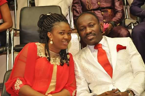 Apostle Suleman, Wife relive fond memories on 12th Anniversary