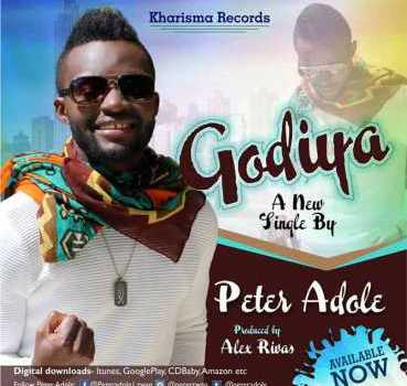 "GOSPEL SINGER, PETER ADOLE DROPS NEW SINGLE TITLED ""GODIYA"""