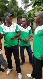 PHOTO NEWS: STEPHEN KESHI LAID TO REST